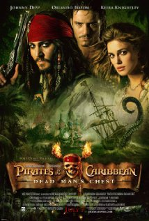 Pirates of the Caribbean: Dead Man's Chest (2006) cover