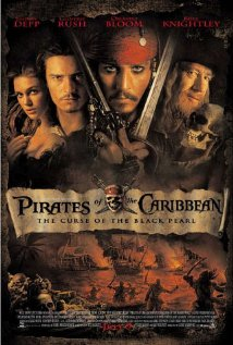 Pirates of the Caribbean: The Curse of the Black Pearl (2003) cover