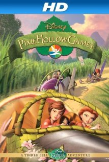 Pixie Hollow Games (2011) cover