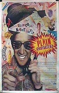Plain Clothes (1988) cover