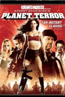 Planet Terror 2007 poster