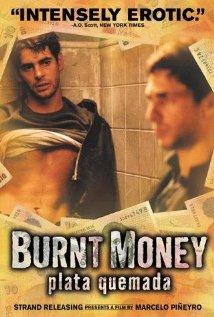 Plata quemada (2000) cover