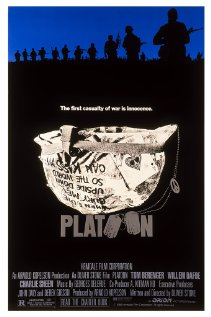 Platoon (1986) cover