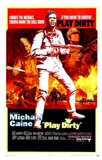 Play Dirty 1969 poster