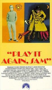 Play It Again, Sam (1972) cover