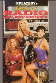 Playboy Girls of Radio: Talk, Rock and Shock (1995) cover