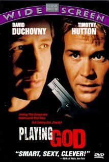 Playing God (1997) cover
