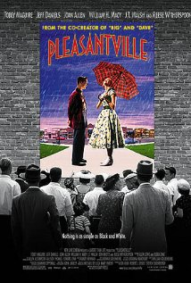 Pleasantville (1998) cover