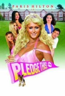 Pledge This! (2006) cover