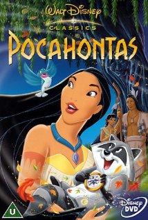 Pocahontas (1995) cover