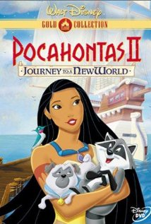 Pocahontas II: Journey to a New World 1998 poster