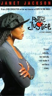Poetic Justice 1993 poster