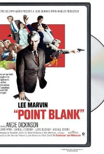 Point Blank (1967) cover