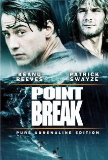 Point Break 1991 poster