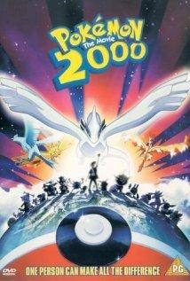 Pokémon: The Movie 2000 (1999) cover