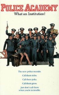 Police Academy (1984) cover