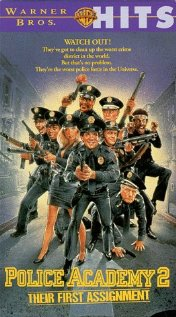 Police Academy 2: Their First Assignment 1985 poster