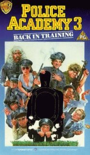 Police Academy 3: Back in Training (1986) cover