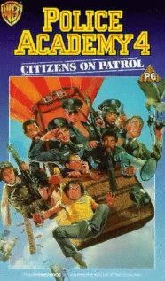 Police Academy 4: Citizens on Patrol (1987) cover