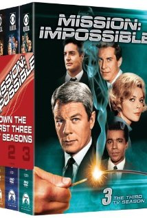 Mission: Impossible (1966) cover