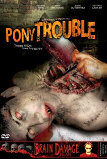 Pony Trouble (2005) cover