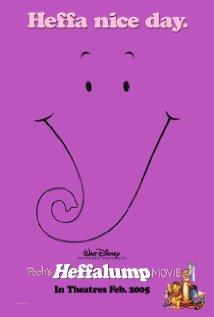 Pooh's Heffalump Movie (2005) cover