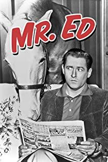 Mister Ed (1958) cover