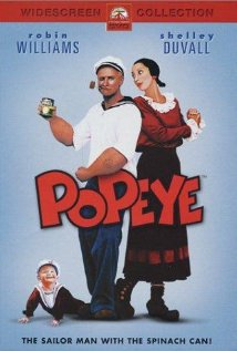 Popeye (1980) cover