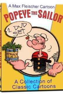 Popeye the Sailor Meets Sindbad the Sailor (1936) cover