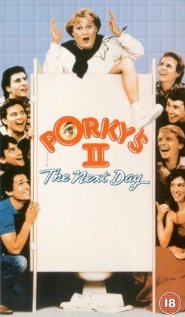 Porky's II: The Next Day (1983) cover