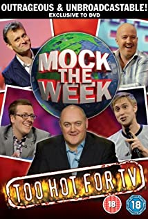 Mock the Week 2005 poster
