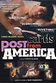Post Cards from America (1994) cover