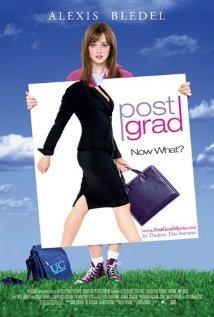 Post Grad 2009 poster