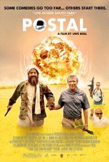 Postal (2007) cover