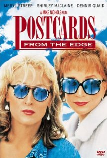 Postcards from the Edge (1990) cover