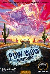 Powwow Highway 1989 poster