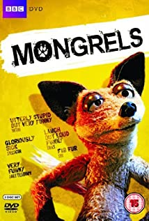 Mongrels (2010) cover