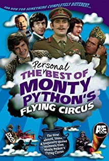 Monty Python's Flying Circus (1969) cover