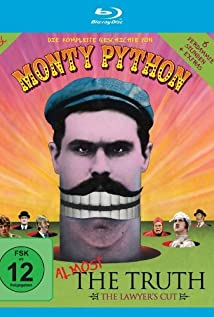 Monty Python: Almost the Truth - Lawyers Cut 2009 poster
