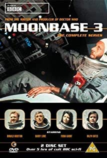 Moonbase 3 (1973) cover