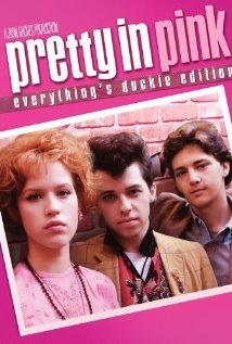 Pretty in Pink 1986 poster