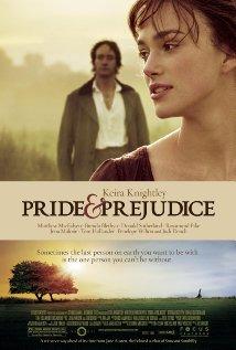 Pride & Prejudice (2005) cover
