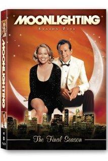 Moonlighting (1985) cover