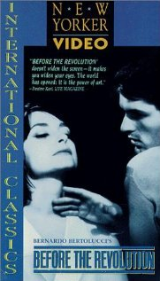 Prima della rivoluzione (1964) cover