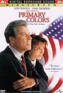 Primary Colors (1998) cover