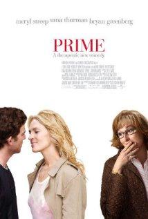 Prime (2005) cover