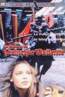 Prince Valiant (1997) cover