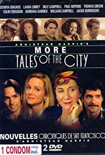 More Tales of the City 1998 poster