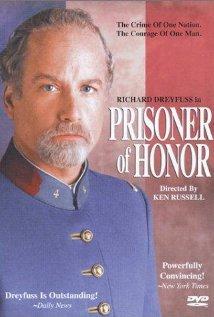 Prisoner of Honor (1991) cover