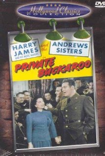 Private Buckaroo (1942) cover